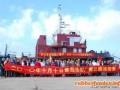 """半岛蓝色经济区战略促使青岛造船厂""""浴火重生"""""""